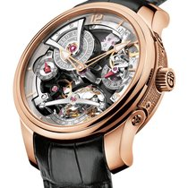 Greubel Forsey Rose gold 47.5mm Manual winding technique new United States of America, New York, New York
