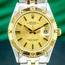 Rolex Datejust Turn-O-Graph Gold/Steel 36mm United States of America, Massachusetts, Boston