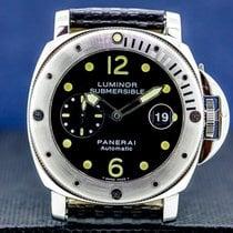 Panerai Luminor Submersible PAM00024 Steel 44mm Automatic United States of America, Massachusetts, Boston