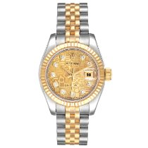 Rolex Lady-Datejust 179173 Very good Steel 26mm Automatic