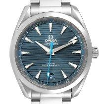 Omega 220.10.41.21.03.002 Acier 2019 Seamaster Aqua Terra 41mm occasion
