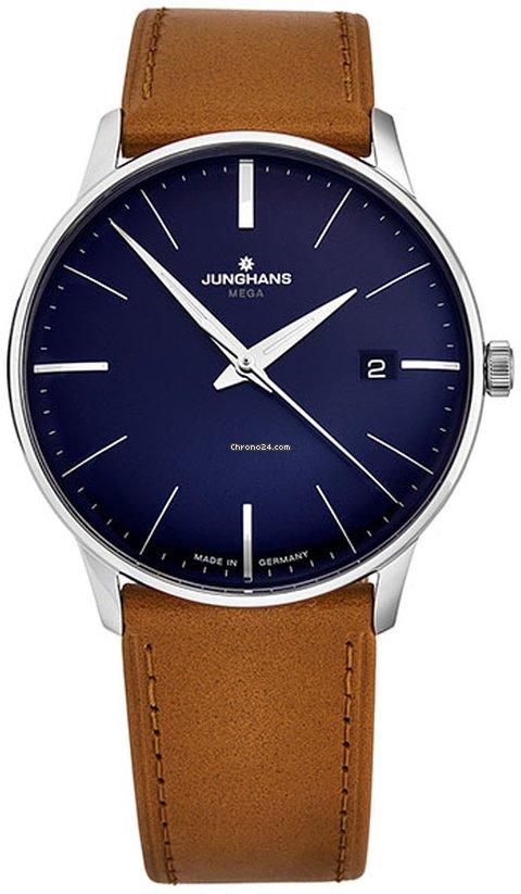 Junghans Meister MEGA 058-4801.00 new