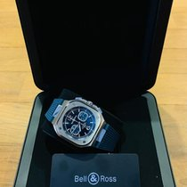 Bell & Ross Steel 42mm Automatic BR05C-BU-ST/SRB pre-owned Malaysia, JOHOR BAHRU