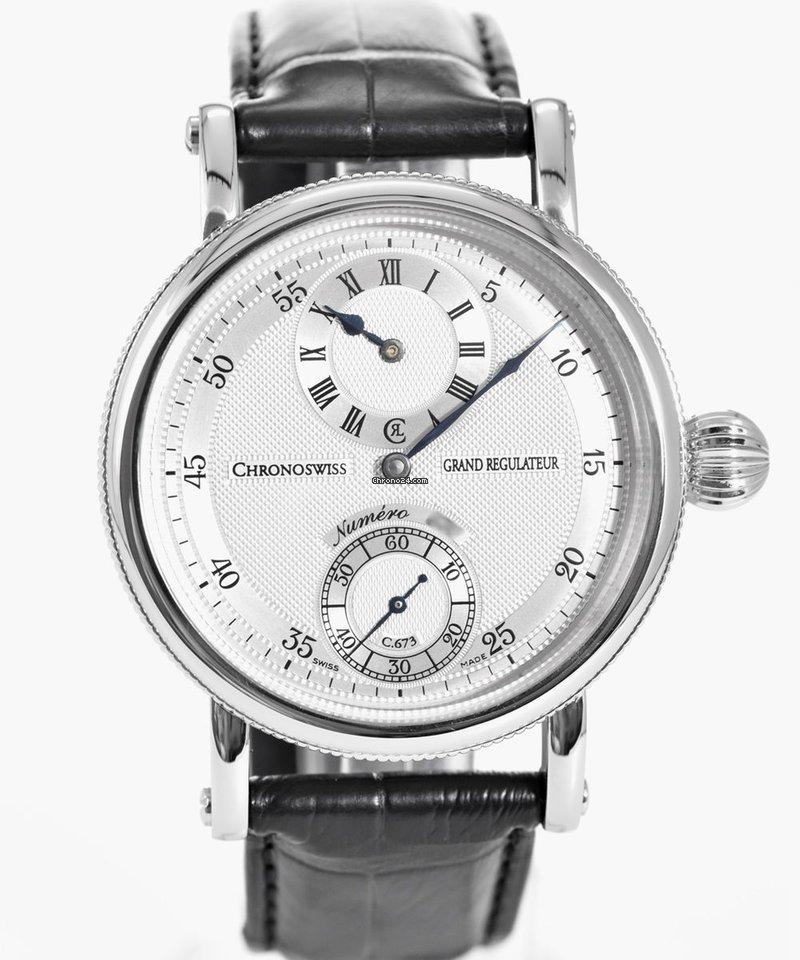 Chronoswiss Régulateur CH6723 2014 new