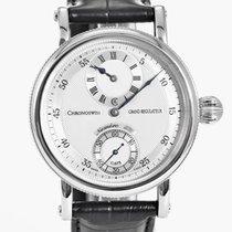 Chronoswiss CH6723 Steel 2014 Régulateur 44mm new