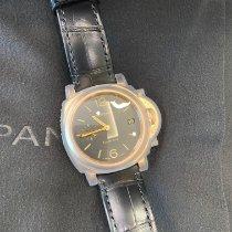 Panerai Luminor Due Rose gold 38mm Black Arabic numerals