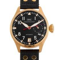IWC IWC5004-23 Pозовое золото Big Pilot 46mm подержанные