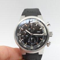 IWC IW3719 Steel 2006 Aquatimer Chronograph 42mm pre-owned