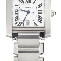 Cartier Steel 32mm Automatic 2302 pre-owned United States of America, Illinois, BUFFALO GROVE