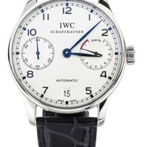 IWC Steel 42mm Automatic IW500107 pre-owned United States of America, Illinois, BUFFALO GROVE