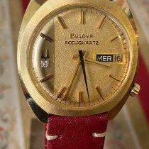 Bulova Buono Oro giallo 36mm Quarzo Italia, Roma