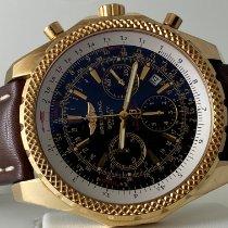 Breitling Bentley Motors Rose gold 48mm Black No numerals