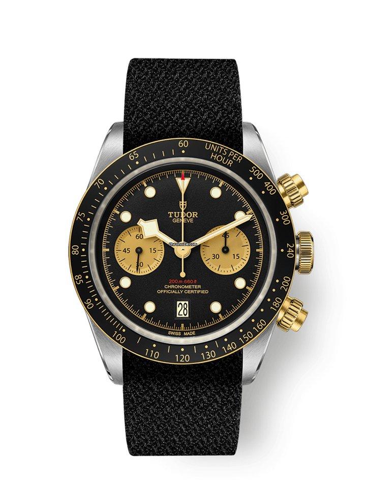 Tudor Black Bay Chrono 79363N 2021 nuevo