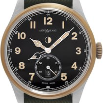 Montblanc 116479 Steel 1858 44mm pre-owned