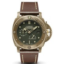 Panerai Special Editions PAM 00507 Very good Bronze 47mm Automatic