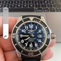 Breitling Superocean Chronograph II Acero 44mm Negro Sin cifras España, Bilbao, País Vasco, España