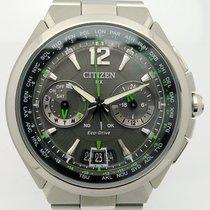 Citizen Сталь Cерый Без цифр