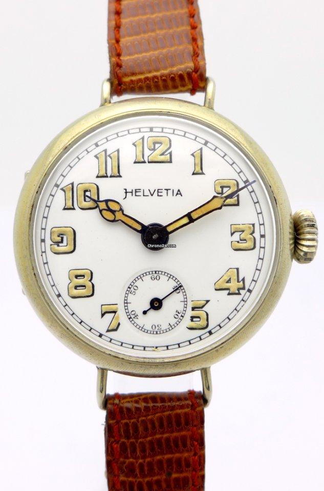 Helvetia 1917 pre-owned