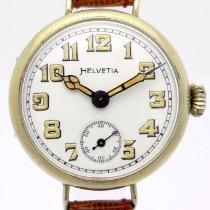 Helvetia Tantalum Manual winding White pre-owned