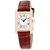 Frederique Constant Classics Carree Ladies Steel 23mm Silver Roman numerals United States of America, New Jersey, Somerset