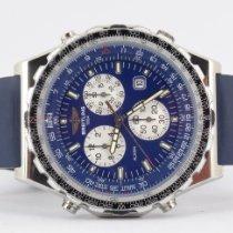 Breitling Jupiter Pilot Steel 42mm Blue No numerals