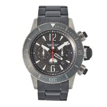 Jaeger-LeCoultre Master Compressor Diving Chronograph GMT Navy SEALs Q178T170 Very good Titanium 46mm Automatic United States of America, Texas, Plano