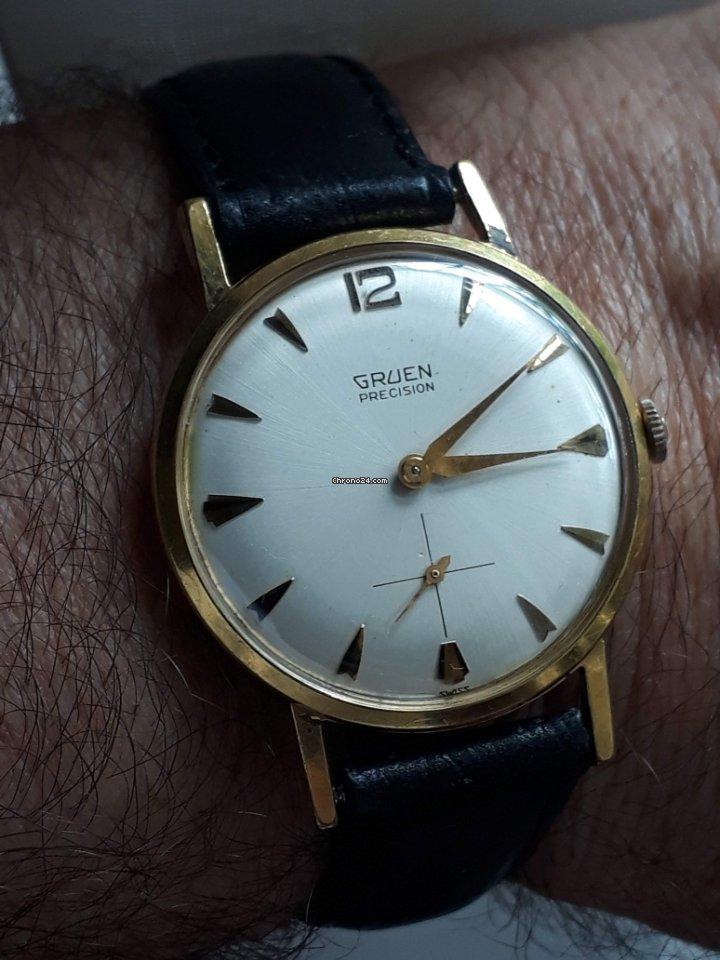 datând un ceas de buzunar gruen)