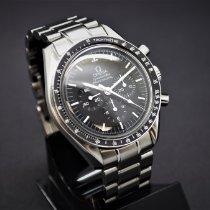 Omega Speedmaster occasion 42mm Noir Chronographe Acier