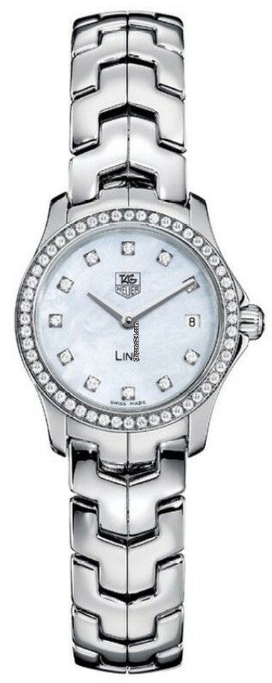 TAG Heuer Link Lady 2000 pre-owned