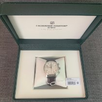 Frederique Constant pre-owned Automatic 42mm Silver Sapphire crystal 5 ATM