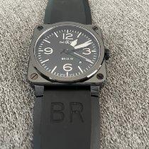 Bell & Ross BR 03 Ceramic 42mm Black Arabic numerals United States of America, Illinois, chicago