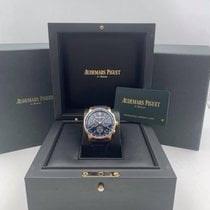 Audemars Piguet Rose gold Automatic Blue 41mm new Code 11.59