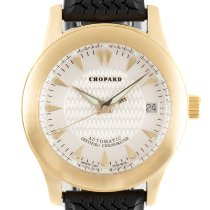Chopard Yellow gold 40mm Automatic 2000 pre-owned