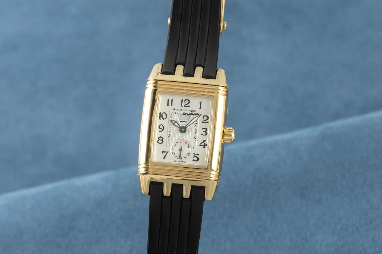 Jaeger-LeCoultre Reverso Duoface 296.1.74 2002 pre-owned
