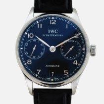 IWC Ocel 42mm Ruční natahování IW500109 použité