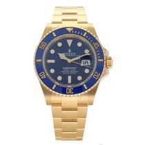Rolex Ceramic Automatic Blue 42mm new Submariner Date