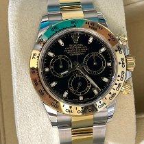 Rolex Daytona 116503 Nuevo Acero y oro 40mm Automático