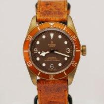 Tudor Black Bay Bronze new 2018 Automatic Watch with original box and original papers 79250BM