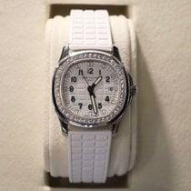 Patek Philippe Aquanaut Steel 35.6mm White Arabic numerals United States of America, New York, NEW YORK