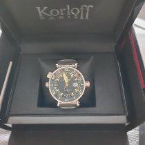 Korloff Steel 43mm Automatic 00017990 pre-owned