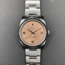 Rolex Air King Steel 34mm Pink Arabic numerals United States of America, Tennesse, Nashville