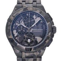 Maurice Lacroix AIKON AI1018-PVB02-336-1 New Steel 45mm