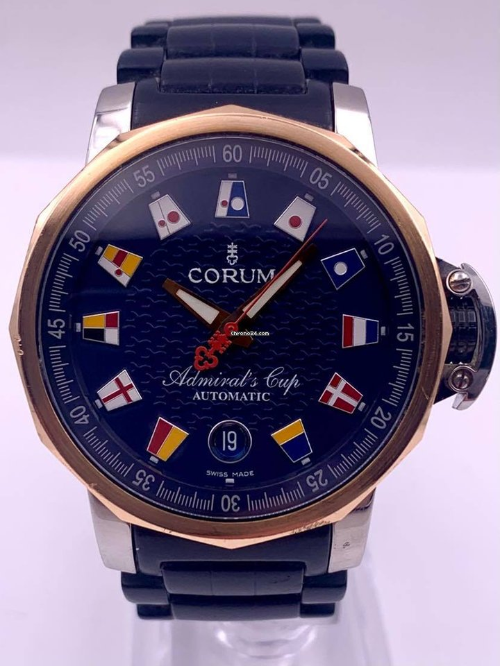 Corum Admiral's Cup (submodel) 082.833.24 pre-owned