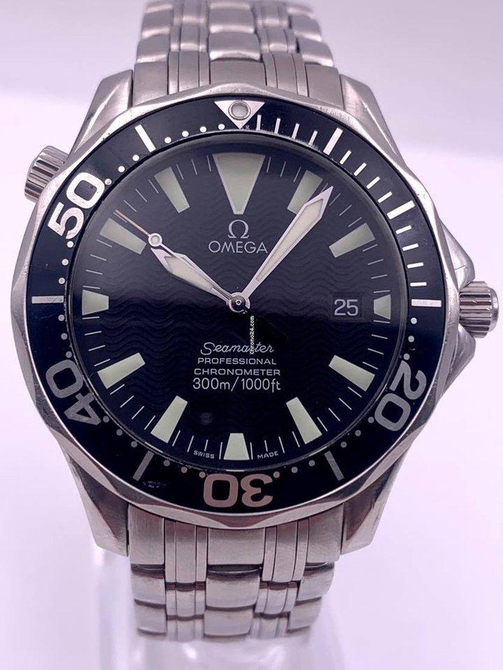 Omega Seamaster Diver 300 M 2254.50 подержанные