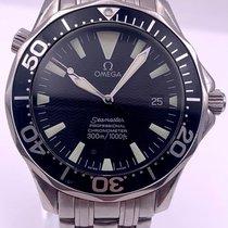 Omega Seamaster Diver 300 M pre-owned 41mm Black Steel