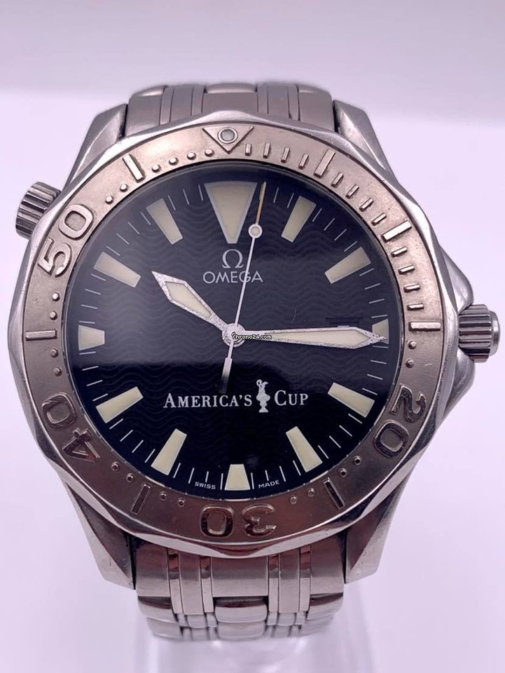 Omega Seamaster Diver 300 M 2533.50.00 pre-owned