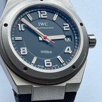IWC Ingenieur AMG Titanium 42mm Black Arabic numerals United States of America, Texas, Houston