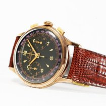 Dubey & Schaldenbrand Gold/Steel 37mm Manual winding NA pre-owned United States of America, California, Los Angeles