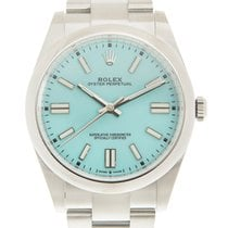 Rolex Oyster Perpetual 36 126000 New Steel 36mm Automatic