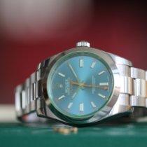 Rolex Milgauss Steel Blue No numerals UAE, Dubai